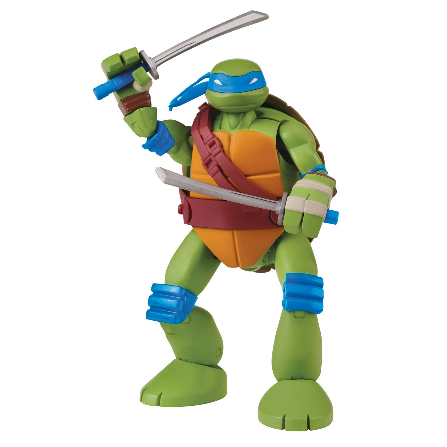 Teenage mutant ninja turtles leonardo supersankarit ja pahikset lelumarket - Tortues ninja leonardo ...