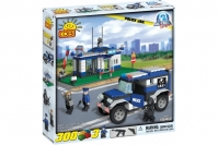 COBI Action Town - Police Jail