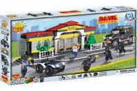 COBI Action Town - Bank Robbery