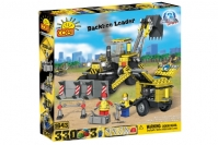 COBI Action Town - Backhoe Loader