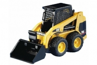 Bruder Caterpillar 246 bobcat