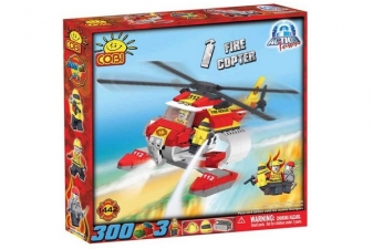 COBI Action Town - Fire Copter