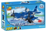 COBI Action Town - Police Plane