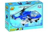 COBI Action Town - Police Helicopter