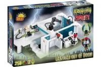 COBI Monster & Zombies - Laboratory of Doom