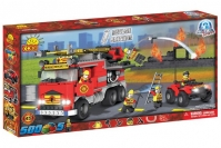COBI Action Town - Rescue Brigade