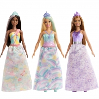 Barbie Dreamtopia - Prinsessat