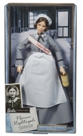 Barbie Florence Nightingale - keräilynukke