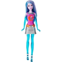Barbie Star Light avaruus nukke