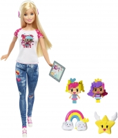 BARBIE GAME HERO REAL LIFE BARBIE DTV96