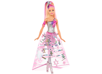 Barbie IN GOWN