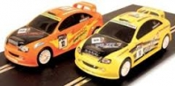 Scalextric Rally Champions 2-car pack C3259