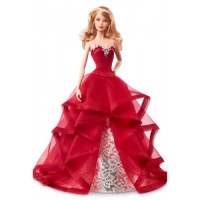 Barbie Christmas Holiday nukke