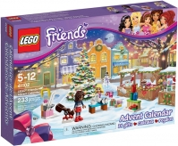 Lego Adventtikalenteri Friends