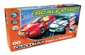 Scalextric Quick Build Cops'N'Robbe