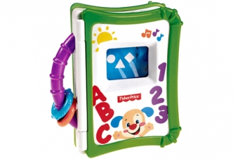 Fisher Price inf puppys app kirja